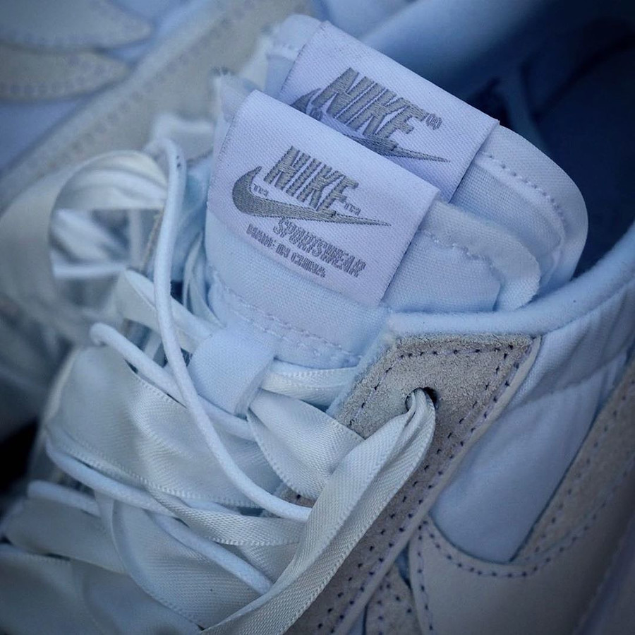 Sacai x Chitose Abe x Nike LDWaffle 2020 'White' (4)