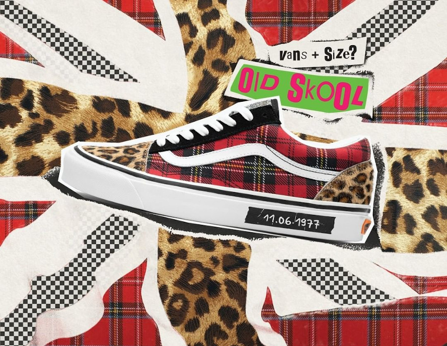 Size x Vans Old Skool 'Three Stages of Punk' (1)