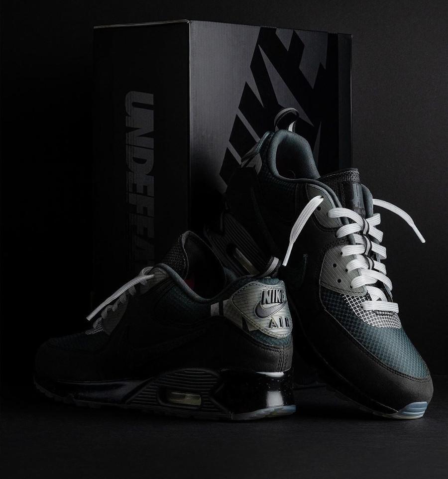 Que vaut la Nike Air Max 90 UNDFTD Undefeated Black CQ2289 002 ?