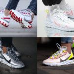 4 Nike React Element 55 à moins de 70€