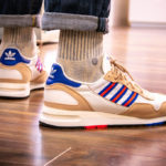 Adidas Lowertree 'Off White Hi Res Red Team Royal Blue'