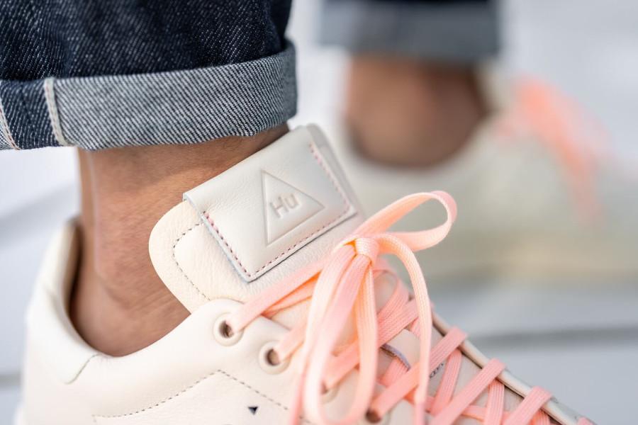 Adidas PW Stan Smith beige et rose FX8003 (1-1)