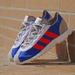 Adidas SL 7600 'Grey Two Hi-Res Red Team Royal Blue'
