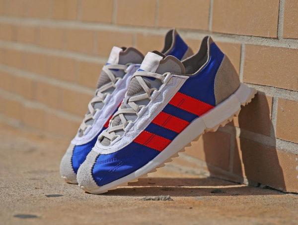 Adidas SL 7600 Boost Grey Red Blue EG6780