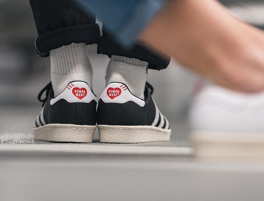 Adidas Superstar 80 Human Made FY0729 (1)