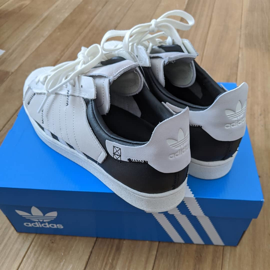 Adidas Superstar WS1 Cloud White Core Black (1)