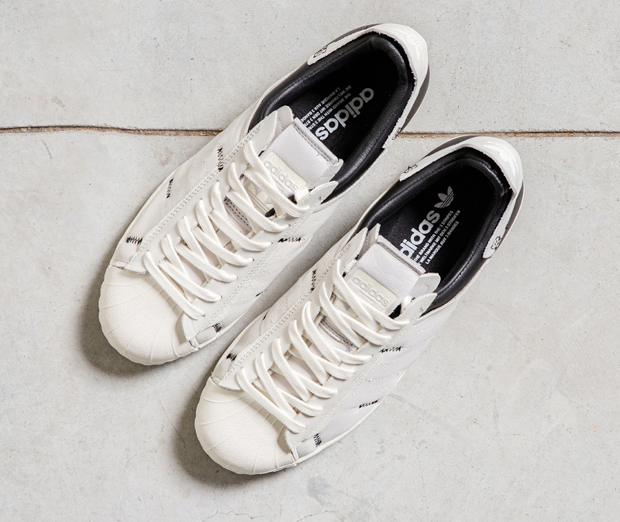 Adidas Superstar WS1 Cloud White Core Black (3)