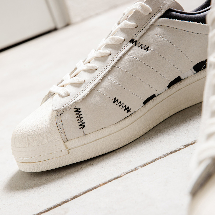 Adidas Superstar WS1 Cloud White Core Black (4)
