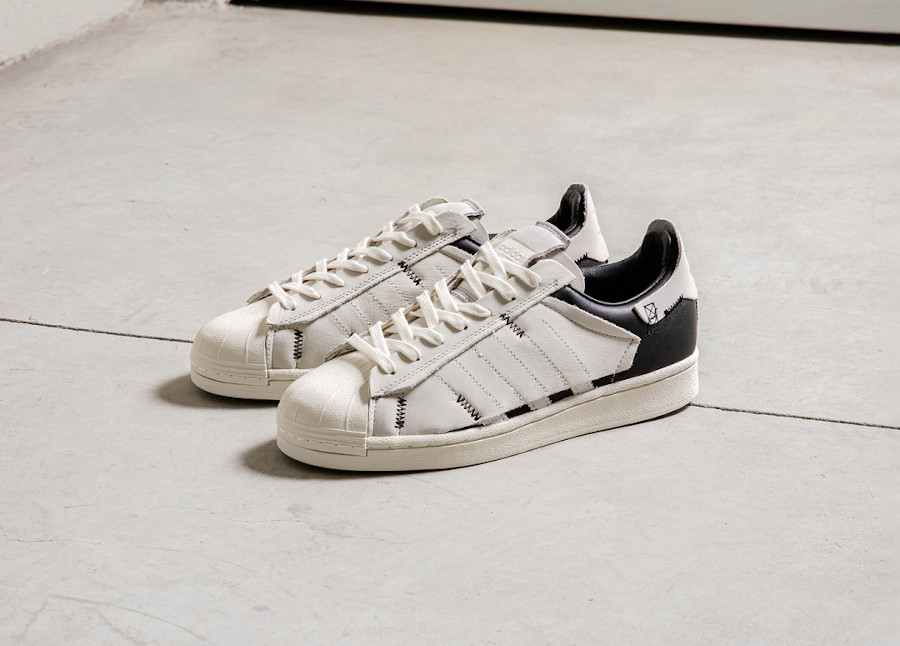 Adidas Superstar WS1 Cloud White Core Black (5)