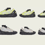Kanye West x Adidas Yeezy 700 Boost MNVN 'Bone & Phosphor'