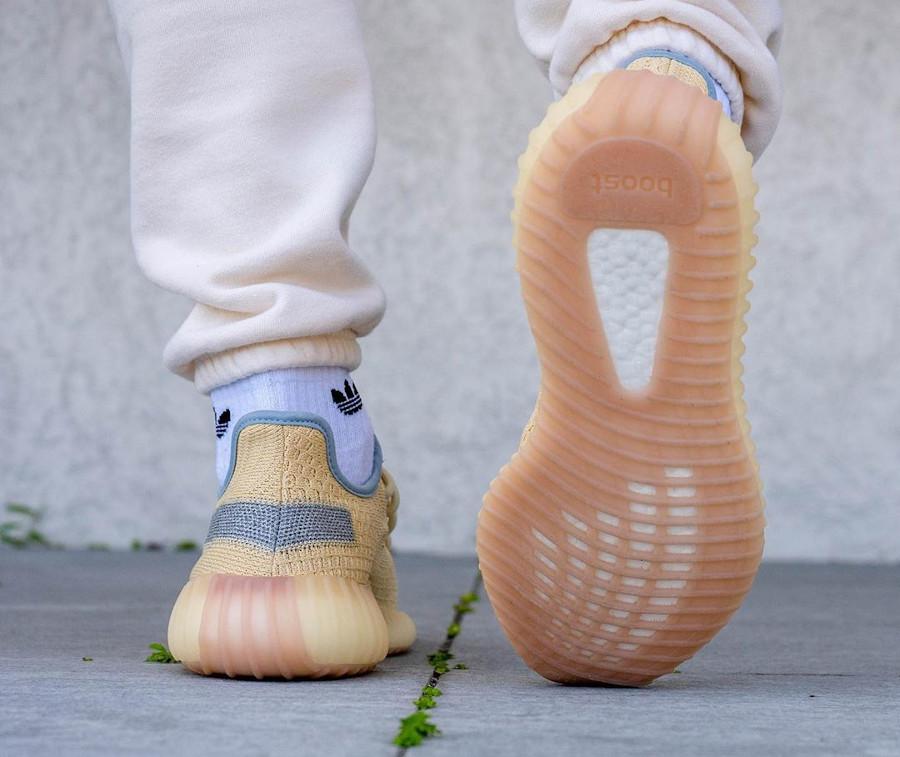 Adidas Yeezy Boost 350 V2 Linen (1)