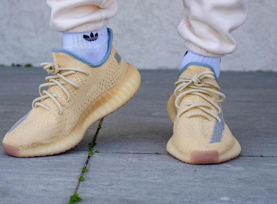 Adidas Yeezy Boost 350 V2 Linen (5)