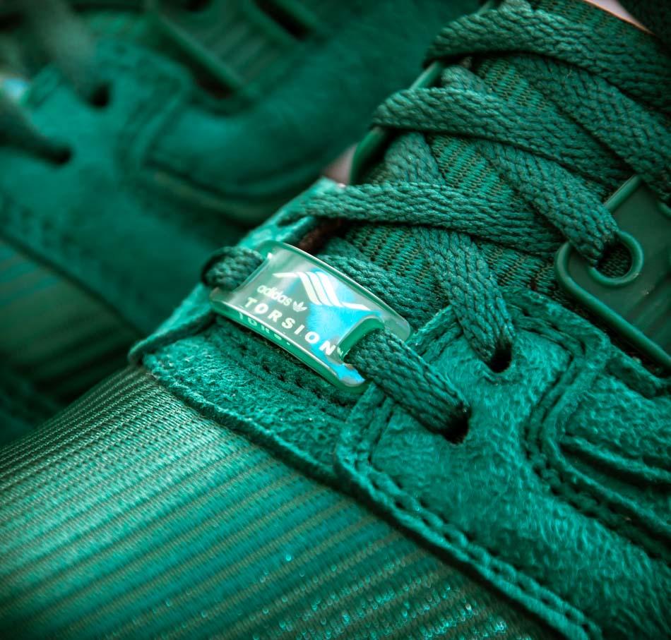 Adidas ZX 8000 Collegiate Green Cloud White (6)