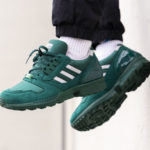 Adidas ZX 8000 Collegiate Green Cloud White