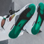 Air Jordan 4 Retro Wmns 'Rasta'