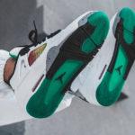 Air Jordan 4 Retro Wmns 'Rasta'
