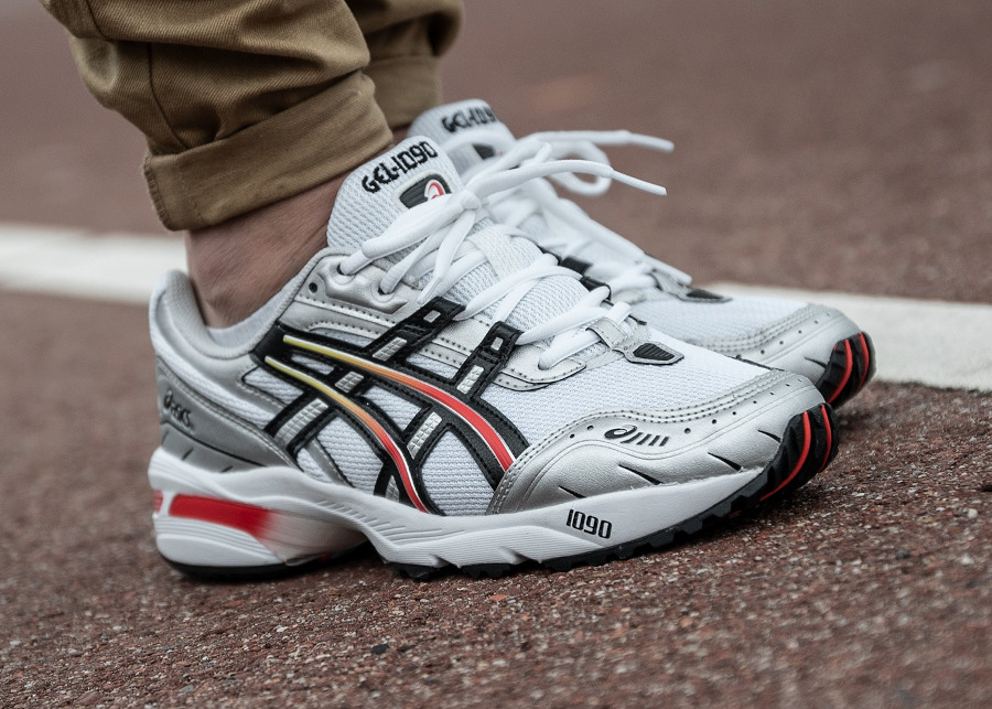 Asics Gel 1090 OG White Black 2020 1021A285-100