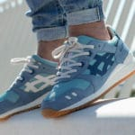 Asics Gel Lyte III OG 'Monozukuri Pack' Smoke Blue Grand Shark