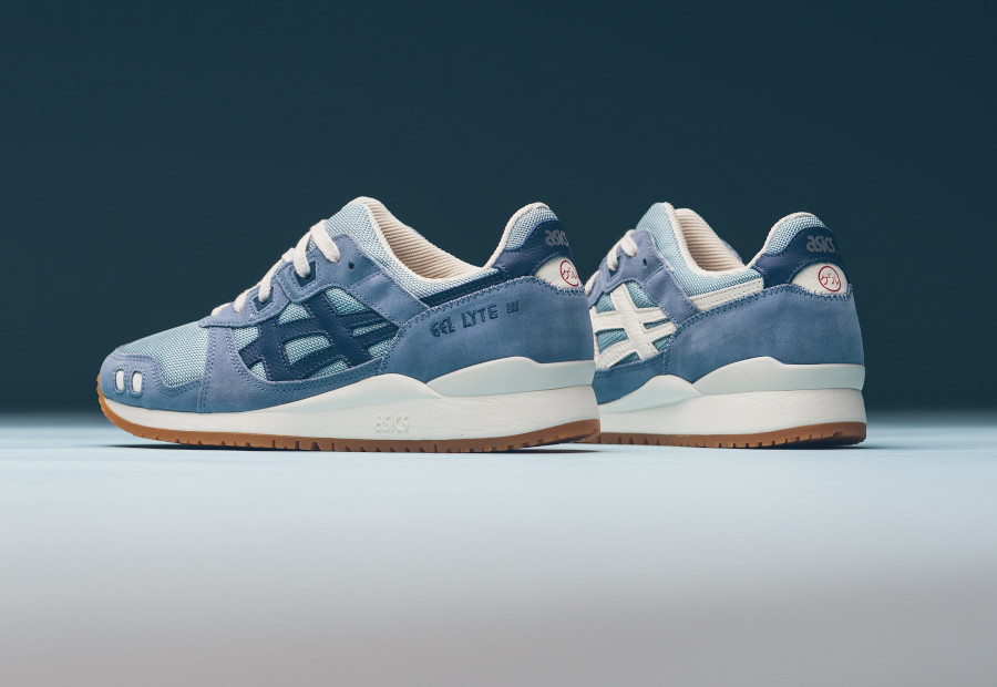 Asics Gel Lyte III OG Smoke Blue Grand Shark (Monozukuri Pack) (3)