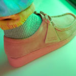 Clarks Originals Wallabee Neon Suede Pack