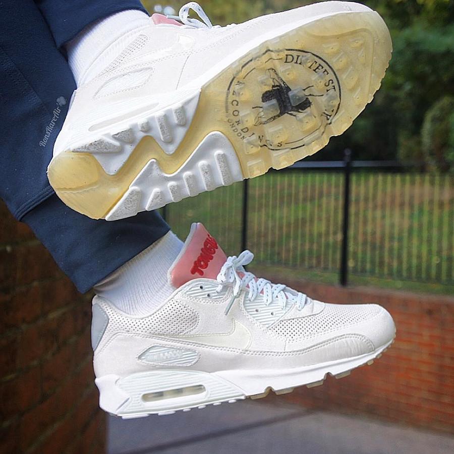 Dizzee Rascal x Nike Air Max 90 Tongue n' Cheek - @ronsrareair