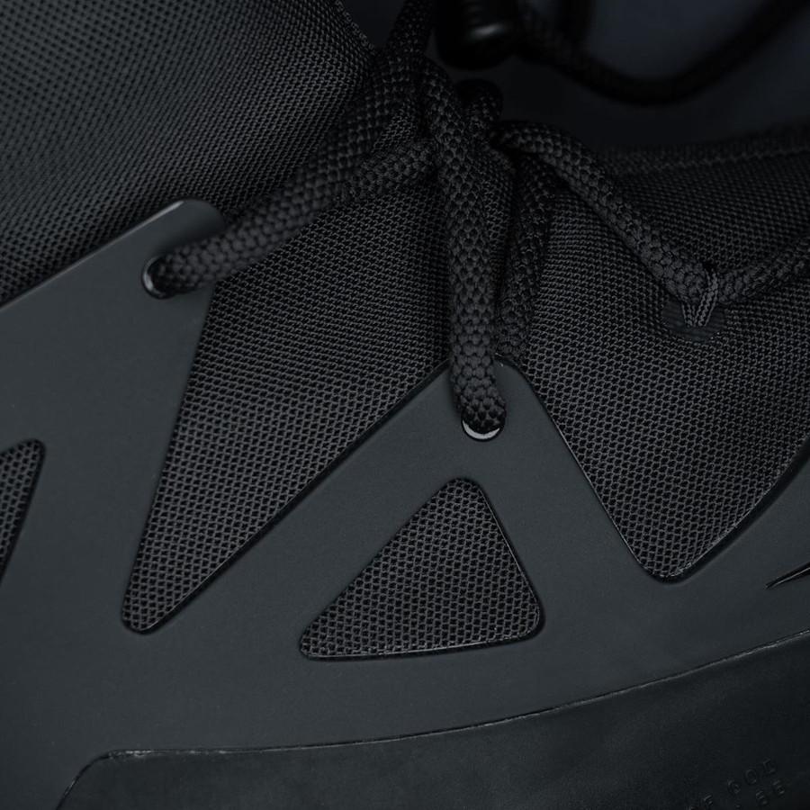 Jerry Lorenzo x Nike Air Fear of God 1 Triple Black (10)