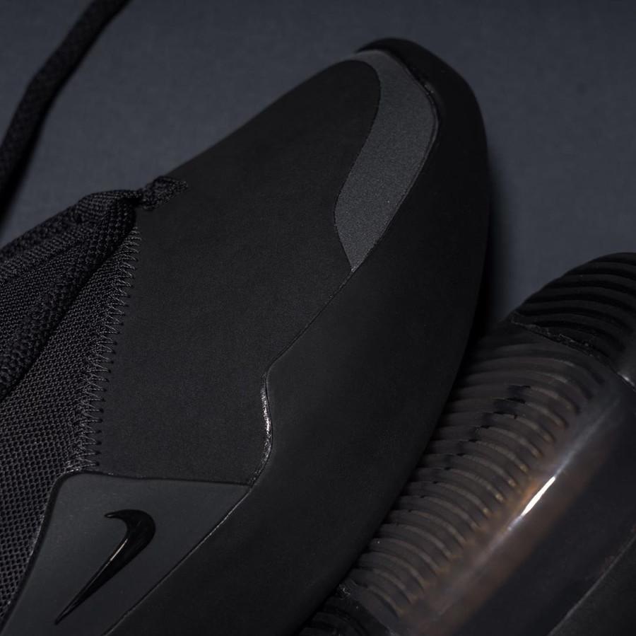 Jerry Lorenzo x Nike Air Fear of God 1 Triple Black (11)
