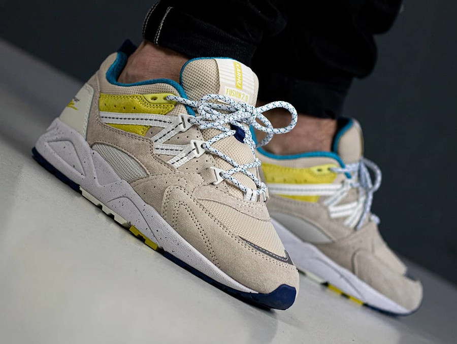 Karhu Fusion 2.0 Rainy Day Antique Moss (True To Form Pack) (2)