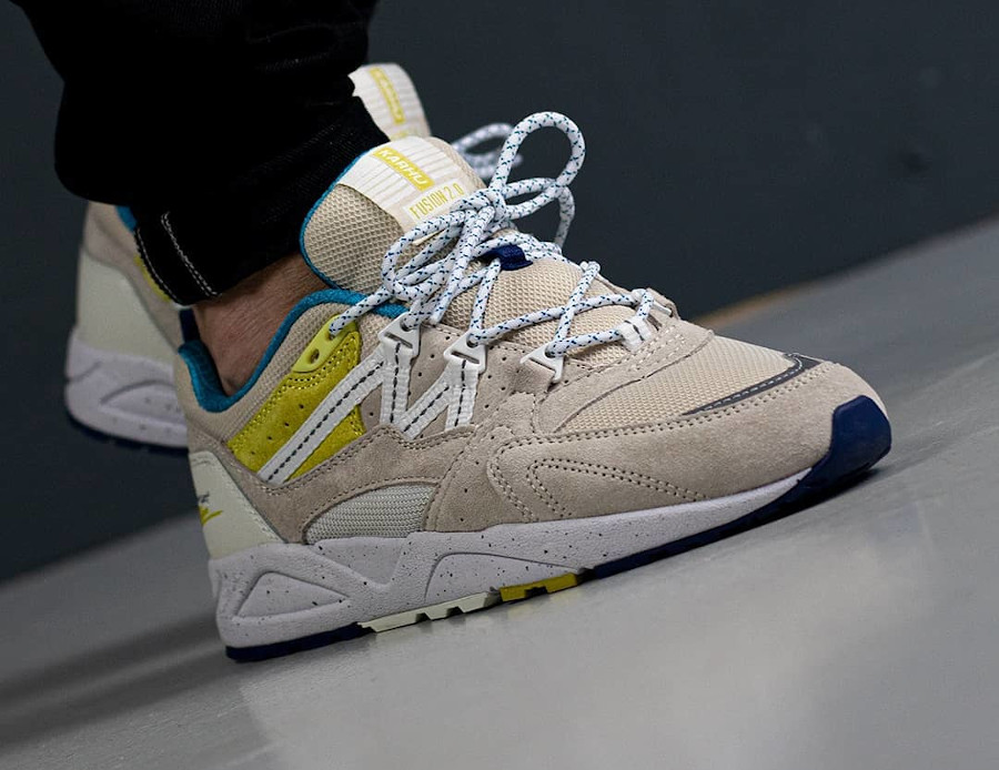 Karhu Fusion 2.0 Rainy Day Antique Moss (True To Form Pack) (3)