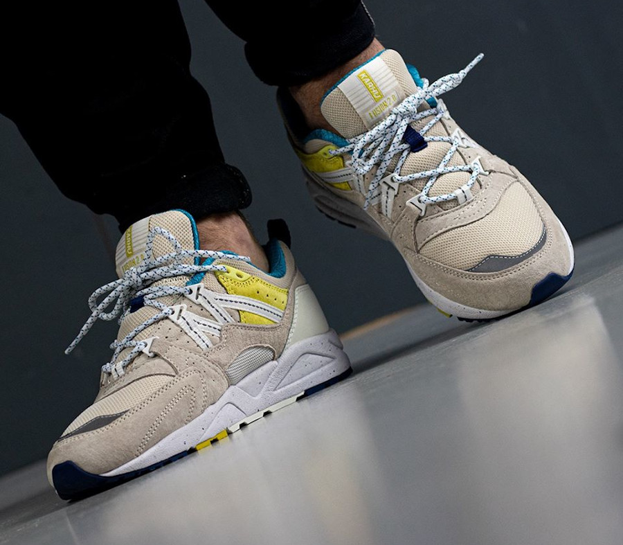 Karhu Fusion 2.0 Rainy Day Antique Moss (True To Form Pack) (4)