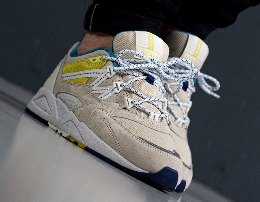 Karhu Fusion 2.0 Rainy Day Antique Moss (True To Form Pack) (5)