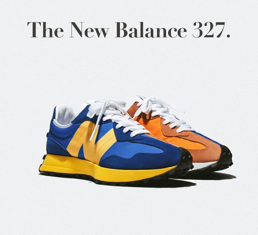 New Balance 327 sortie mai 2020