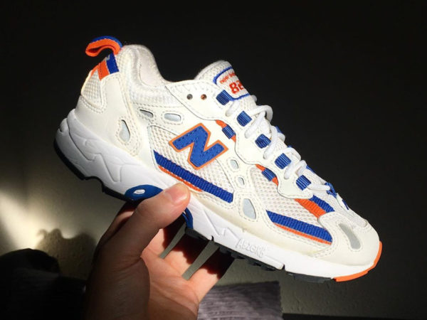 New Balance 827 Abzorb OG White Blue Orange 2020 (1)