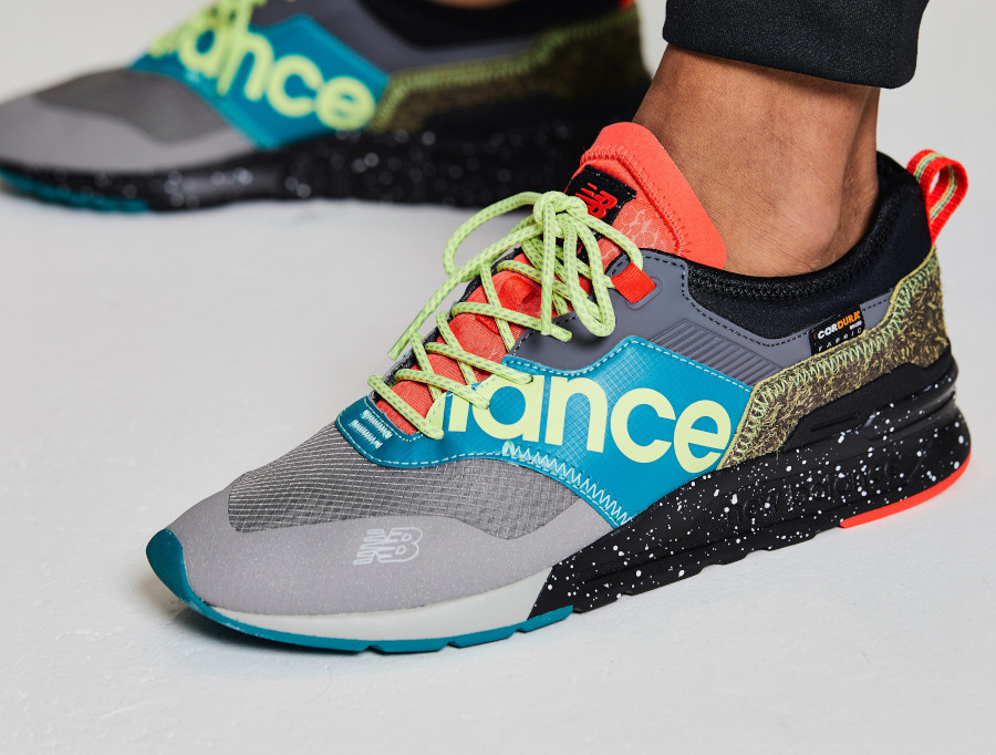 New Balance CMT997HB Cordura Outdoor Neon Flame(couv)