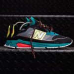 New Balance X-Racer Team Teal Black