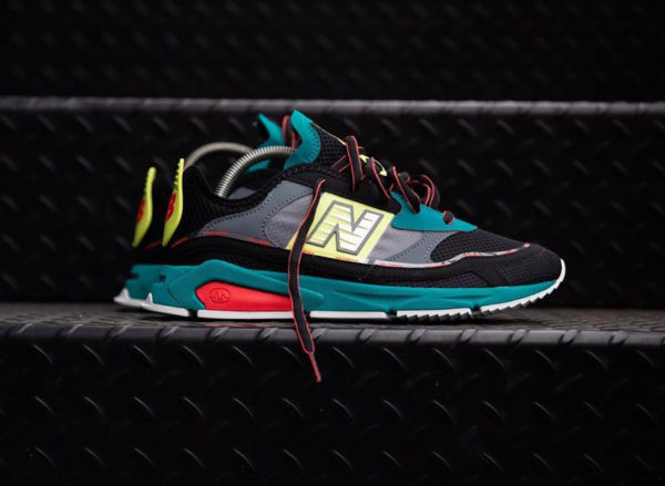 New Balance X Racer MSXRCHNP Team Teal Black