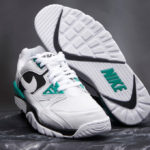 Nike Air Cross Trainer 3 Low 'White Neptune Green Black'