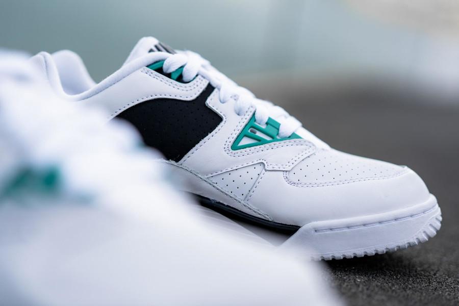 Nike Air Cross Trainer 3 Low White Neptune Green Black (3)
