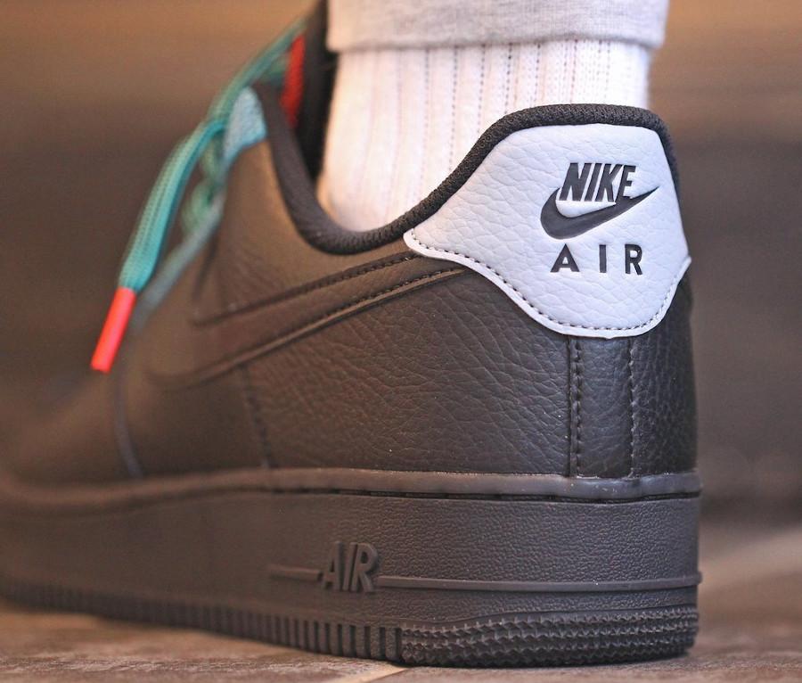 Nike Air Force 1 '07 LV8 Black Obsidian Mist Cool Grey (1)