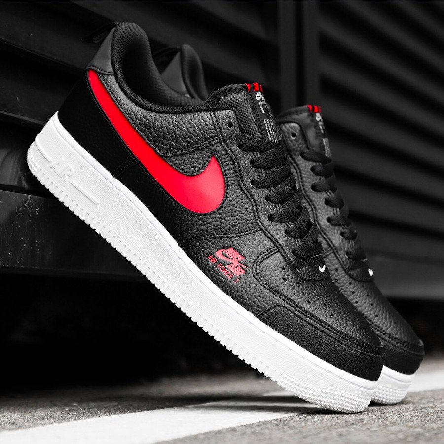 Nike Air Force 1 Low LV8 Utility Bred CW7579-001 (1)