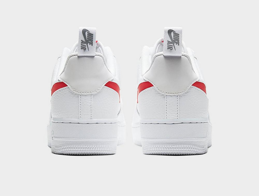 Nike Air Force 1 Low LV8 Utility White University Red (5)