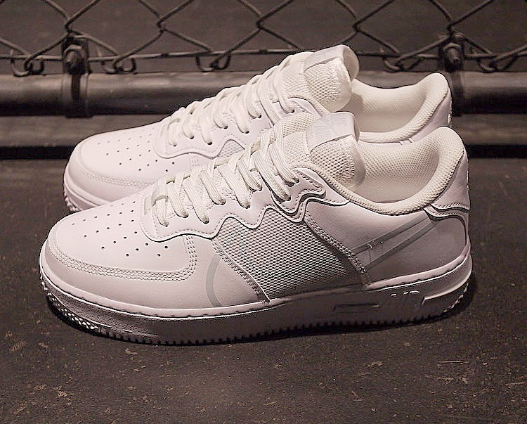 Nike Air Force 1 React Low DMSX White Pure Platinum (3)