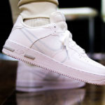 Nike Air Force 1 React Low D/MS/X White Pure Platinum