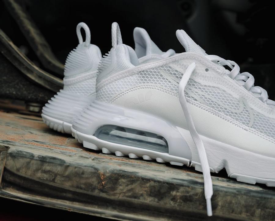 Nike Air Max 2090 blanche (3)