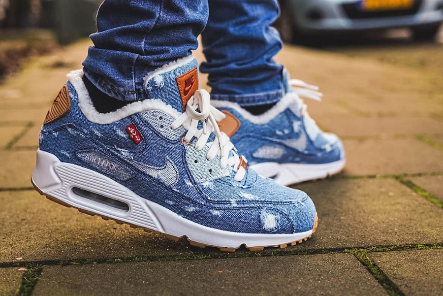 Nike Air Max 90 By You Levi's - @rom80