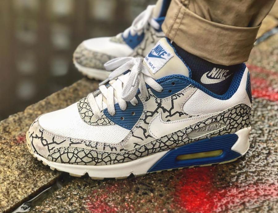 Nike Air Max 90 Hufquake - @benoited85