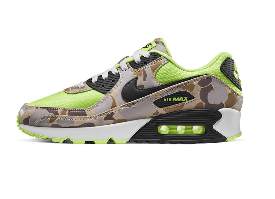 Nike Air Max 90 SP Green camo sortie france