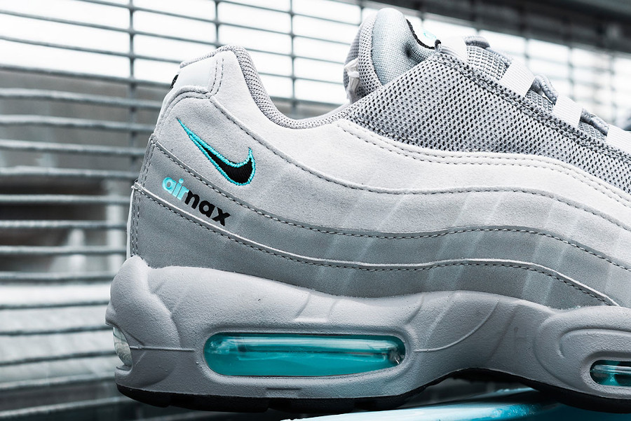 Nike Air Max 95 Cool Grey Blue Fury (exclusivité JD Sports) (1)