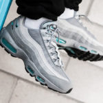 Nike Air Max 95 Cool Grey Blue Fury (JD Sports Exclusive)