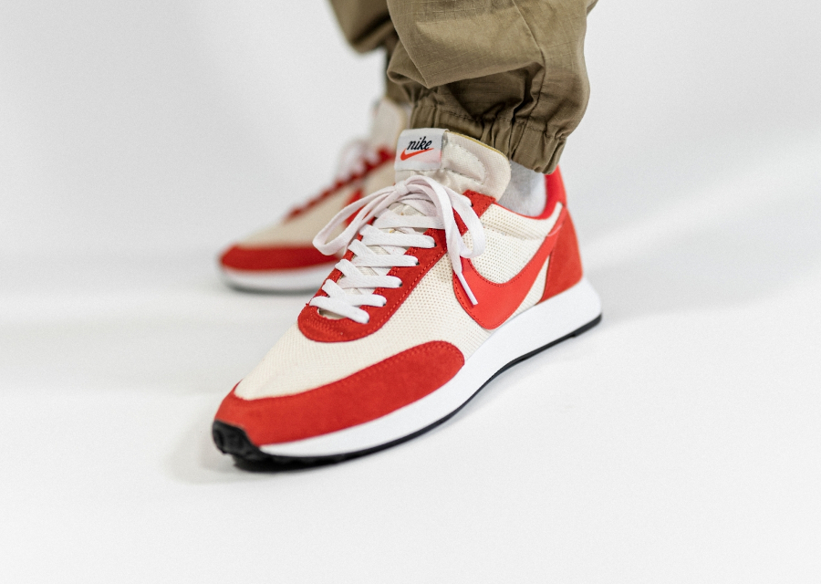 Nike Air Tailwind 79 Sail Track Red pas cher